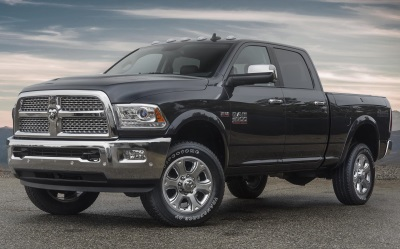 RAM TRUCK BRAND ANNOUNCES NEW RAM 2500 HEAVY DUTY 4X4 OFF-ROAD PACKAGE