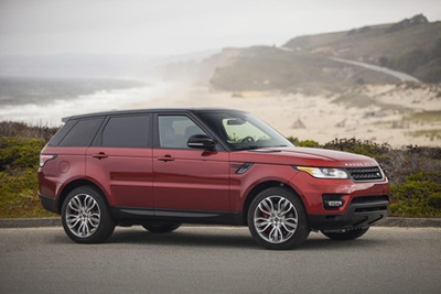The All New Range Rover Sport Receives A 2014 Alg Residual