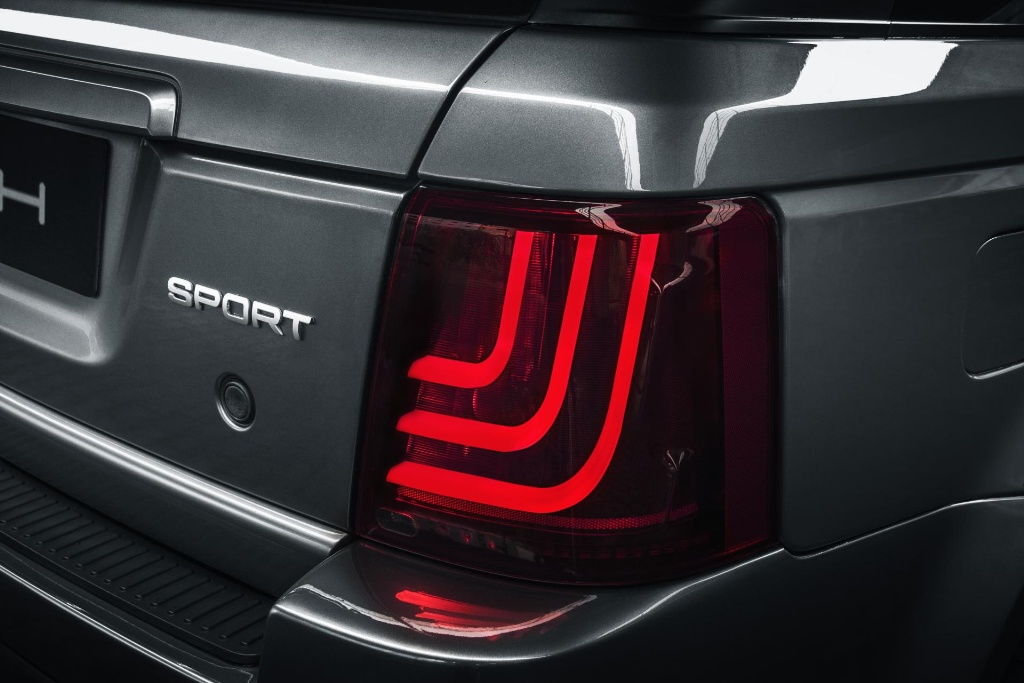 The Original Range Rover Sport Is Reborn With A