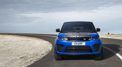 Range Rover Sport To Feature Significant Design And Technology Updates For 2018My