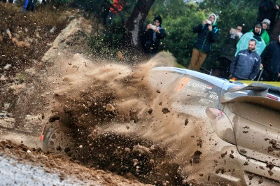 The Summer Break Is Over: It's Now Rally Time In Spain