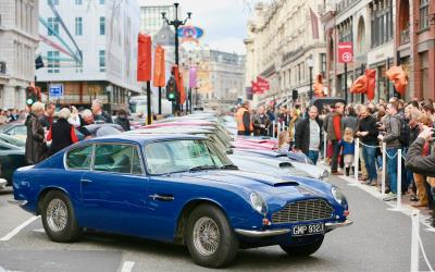 Regent Street Motor Show Postponed Until 2021