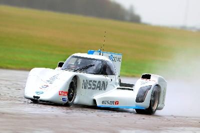 GT Academy winner Reip joins Ordóñez in Nissan ZEOD RC driver line-up