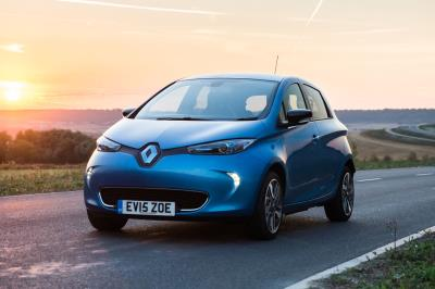 Renault Zoe Crowned 'Electric Car Of The Year' At Company Car Today Awards
