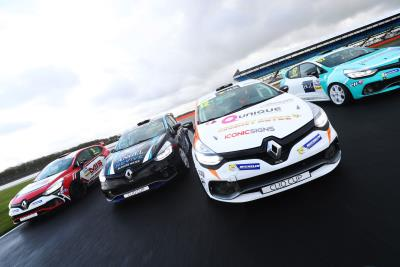2018 Renault UK Clio Cup Junior Season Starts At Silverstone