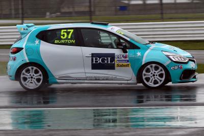 2018 Renault UK Clio Cup Junior Season Starts At Silverstone
