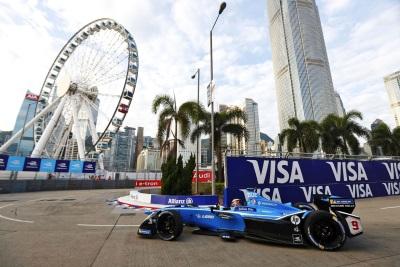 Renault E.Dams: 2017 HKT Hong Kong ePrix Review