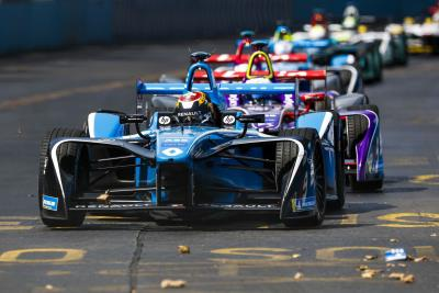 Renault E.Dams Clinches Another Podium Finish In Santiago