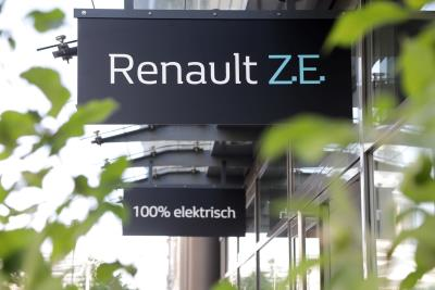 Renault Opens Electric Vehicle Concept Store In Central Berlin