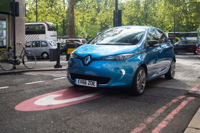 Renault Wins Electric Vehicle Manufacturer Of The Year At Greenfleet Awards 2017