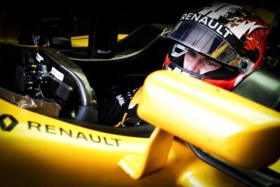 Renault Sport Racing Formula One Team – Formula 1 Azerbaijan Grand Prix 2017 Preview