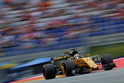 Renault Sport Racing Formula One Team – 2017 Formula 1 Austrian Grand Prix, Sunday