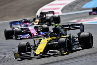 Renault F1 Team - Formula 1 2019 French Grand Prix, Sunday 23Rd June