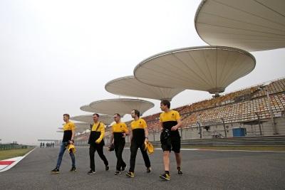 Renault Sport Racing – 2017 Formula 1 Heineken Chinese Grand Prix Preview