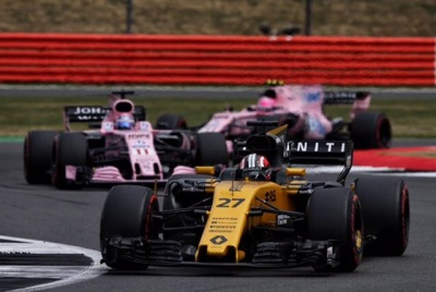 Renault Sport Racing – 2017 Formula 1 Rolex British Grand Prix, Sunday