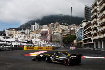 Renault Sport Formula 1 Team - Formula 1 2018 Monaco Grand Prix Preview