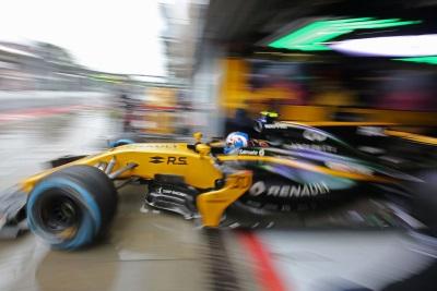 Renault Sport Racing Formula One Team – 2017 Formula One Heineken Italian Grand Prix, Sunday