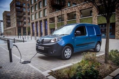 Renault Kangoo Z.E. Wins The Green Award At The What Van? Awards 2018