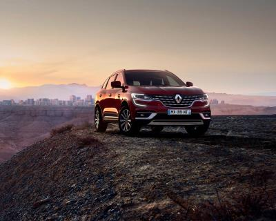 Renault Announces New Koleos UK Pricing And Specification