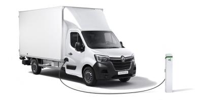 Master Z.E. With Increased Payload And New Chassis Cab Version