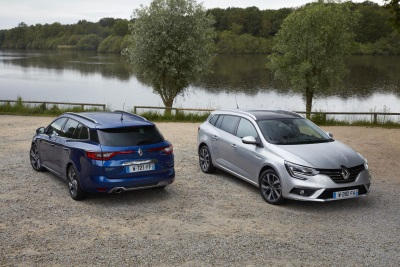 RENAULT ANNOUNCES PRICING AND SPECIFICATION FOR ALL-NEW MÉGANE SPORT TOURER