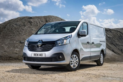 Renault Announces October Van Month Offers