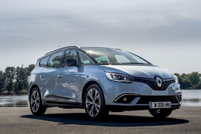 RENAULT ANNOUNCES PRICING AND SPECIFICATION FOR ALL-NEW SCÉNIC AND GRAND SCÉNIC