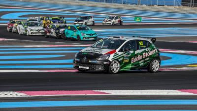 'Magnificent Seven' Head For Clio Cup Open At German F1 GP