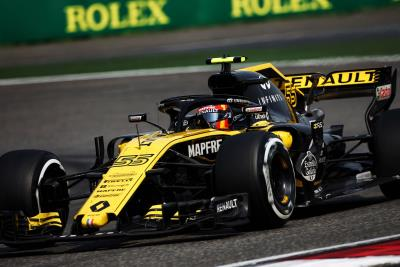 Renault Sport Formula 1 Team: Super Sixth For Nico In China