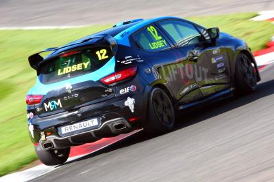Lidsey Confirms MRM Seat For 2018 Renault UK Clio Cup