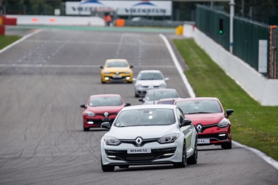 Renault Sport UK Track Days 2017 Announced