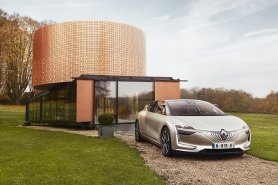 Renault Symbioz: Experience Tomorrow Today – Autonomous, Electric And Connected