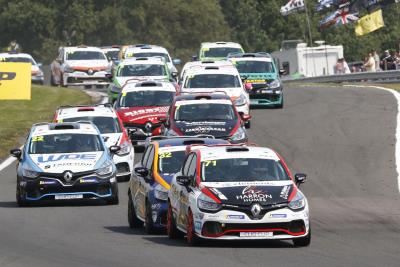Knockhill Back On Renault UK Clio Cup Calendar For 2019
