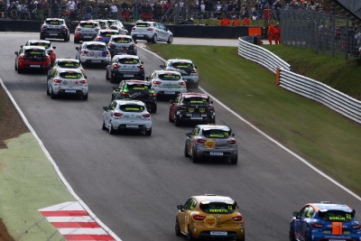 Taylor Set For A Colourful Renault UK Clio Cup Debut At Donington Park