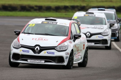 Dramatic Brands Hatch Finale In Store For Renault UK Clio Cup Junior