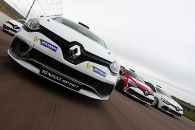Renault UK Clio Cup Junior Confirms Revised Four-Event Calendar For 2017