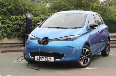 Renault Zoe Is First Electric Pool Car For Slough Borough Council