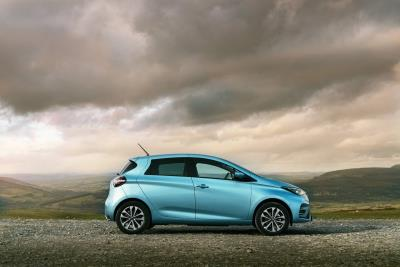 Strong June Performance For New Renault Zoe Despite Industry-Wide Challenges