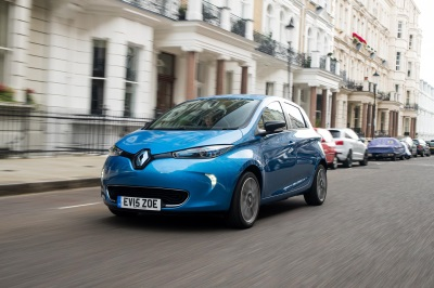 RENAULT ZOE WINS BEST SUPERMINI AT NEXT GREEN CAR AWARDS 2016