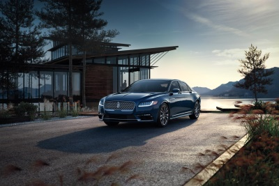 Spring Fashion, Lincoln Continental's Rhapsody Find Common Ground In Beauty, Serenity