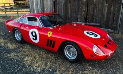 RICK COLE AUCTIONS OFFERS RARE FERRARI 330 LMB FOR PRIVATE TREATY AT 2016 MONTEREY AUCTION