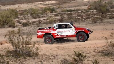 Ridgeline Baja Race Truck Continues Baja Podium Success
