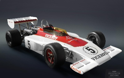 RK MOTORS ADDS 'LEGENDS OF MOTORSPORTS' COLLECTION OF HISTORIC RACING MACHINES TO UPCOMING AUCTION