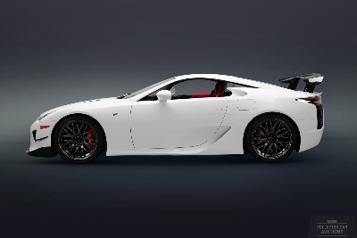 LEXUS LFA NURBURGRING, NASCAR EDITION CAMRY, CORVETTES LEAD EXTENSIVE SELECTION OF 'NO RESERVE' CARS AT RKMCCA