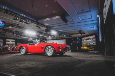From Old to New: Pre-war Classics Through Youngtimer Cars Bring Strong Results at RM Sotheby's $38 Million Amelia Island Sale