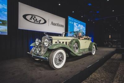 American Rarities Highlight RM Auctions' $11 Million Hershey Sale