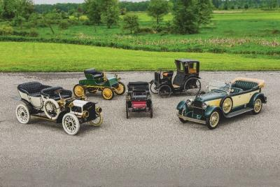 RM Auctions to Present The Merrick Auto Museum Collection at 13th Annual Hershey Sale