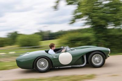RM Sotheby's Presents Highly Original Aston Martin DB3S Works at Monterey Auction