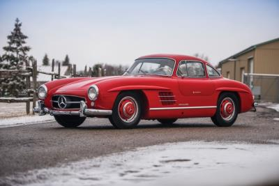 Unrestored ACD Museum 300 SL Gullwing Emerges from 50 Years in Single Ownership to Join RM Auctions' Fort Lauderdale