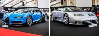 Record-Setting Bugatti Supercars Steal the Show at RM Sotheby's €23.75 Million Paris Sale